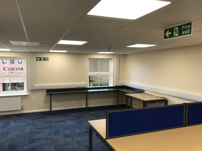 Commercial refurbishment